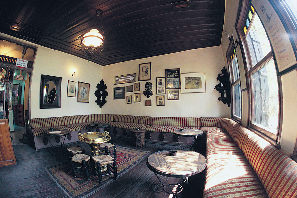 The Pierre Loti cafe @Istambul – Worlds Cafes